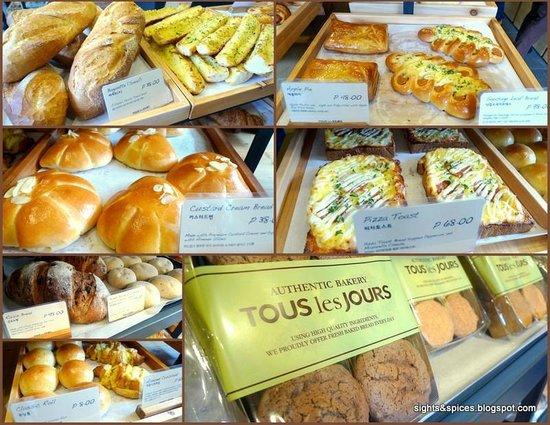 Tous Les Jours Seokchon Station Store : Online photo