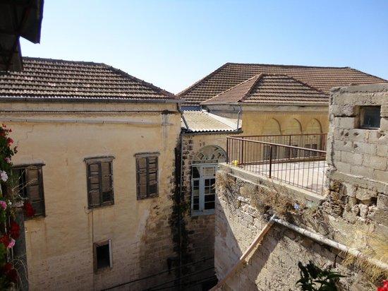 Simsim Guest House : terrace view