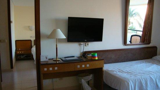 Hipotels Marfil Playa : Chambre