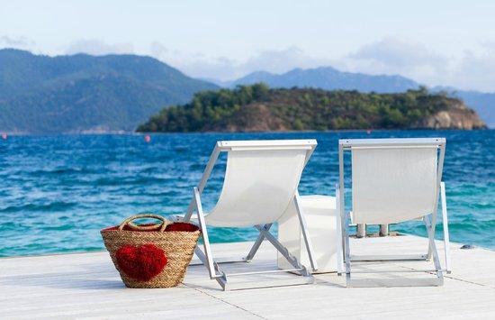 D Maris Bay: Silence beach