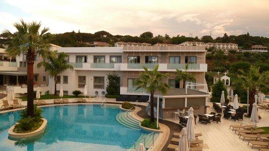 The Lesante Luxury Hotel & Spa: Daytime