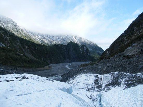 Fox Glacier Hiking Trails: Magnificent view