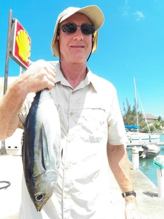 Great fishing charter experinence in montego bay picture for Deep sea fishing jamaica