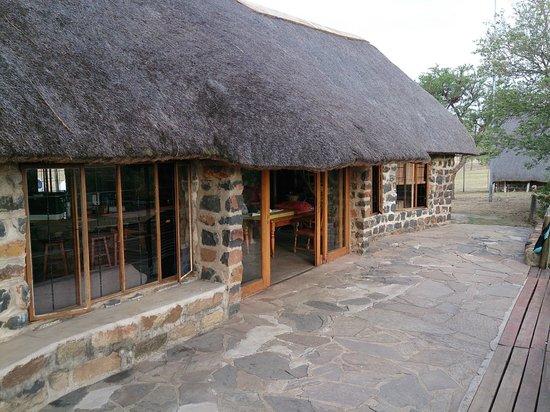 Tugela River Lodge : Mail Lodge