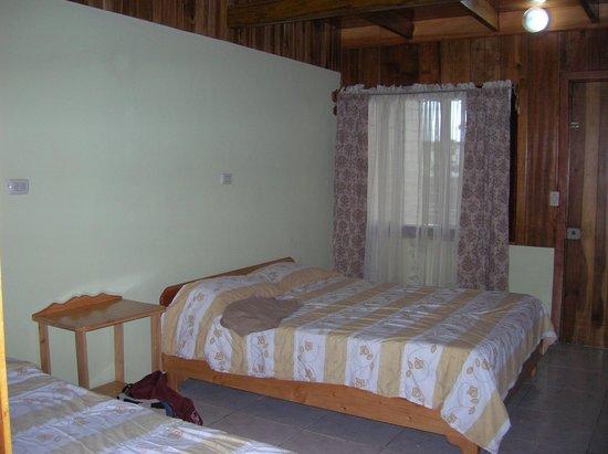Camino Verde Bed & Breakfast Monteverde : Habitación