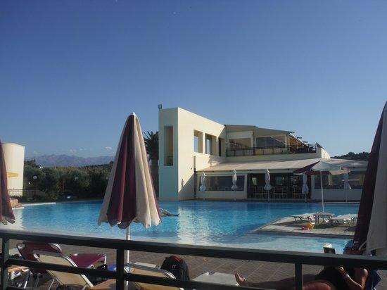 Solimar Aquamarine Hotel: Hotel