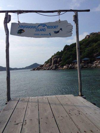 Nangyuan Island Dive Resort : อีกรุป