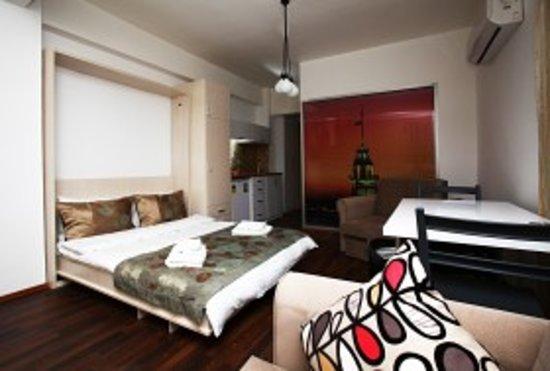 Istanbul'um Suites : Balcony Suite