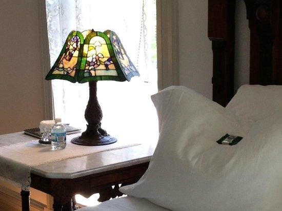 Chelsea House Victorian Inn: Holmes Room - Local Artist Creation