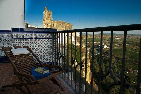 Hotel El Convento: Habitación Doble con Terraza