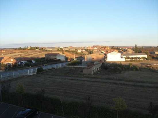 View from Hotel Camino Real 1