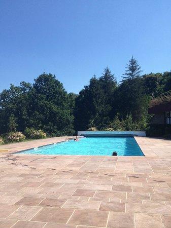 Ostape : pool area