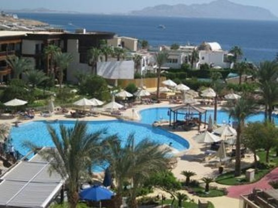 Savoy Sharm El Sheikh: view of the pool