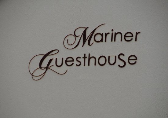 Mariner Guesthouse : Name