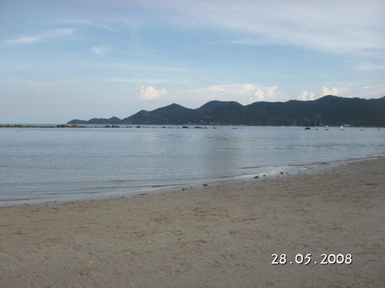 Samui Honey Cottages Beach Resort: View from room