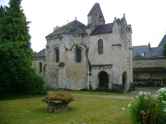 Cathédrale Notre-Dame de Laon : Vieux Laon : la chapelle des templiers