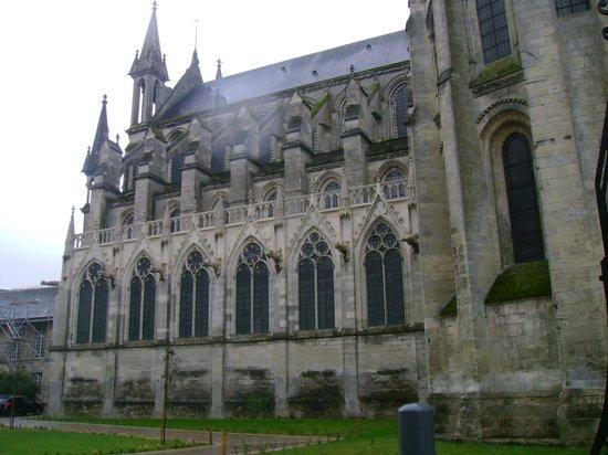 Cathédrale Notre-Dame de Laon : Vieux Laon : le Palais de Justice