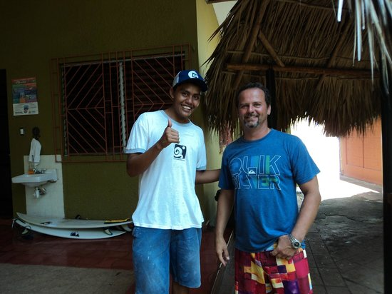 Atlakamani Surfing Resort: atendimento nota 10