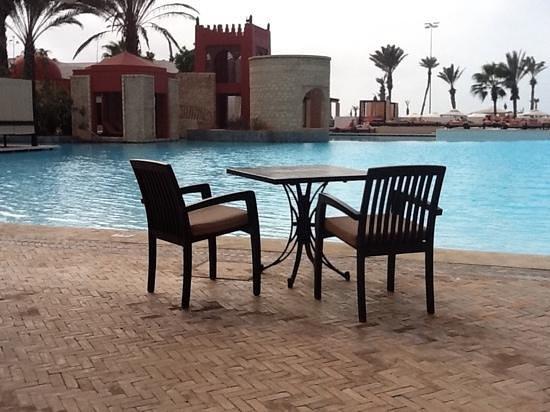 Sofitel Agadir Royal Bay Resort: la Piscine au Royal Bay Sofitel Agadir