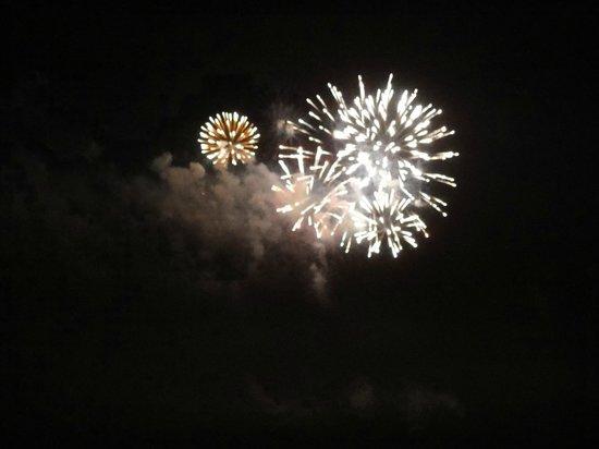 Meridiano: 1. August 2013- Feuerwerk vom Gurten