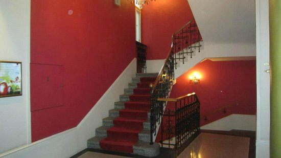 Mamaison Riverside Hotel Prague: Hotel decor