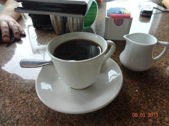 Chart House Restaurant: Caffé