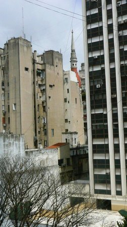 Dazzler Maipu: Vista desde la habitación