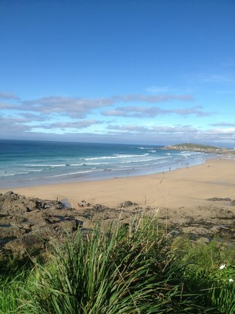 Fistral Beach Hotel and Spa: Fistral Beach