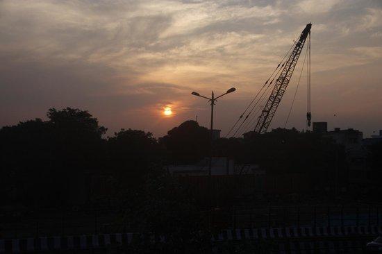Ria Residency : Early Morning