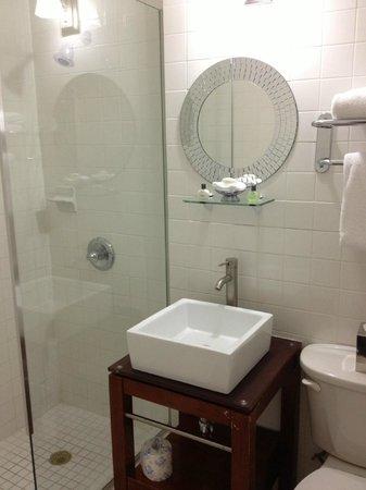 Harrison Hotel: suite