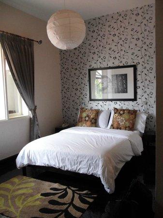 Mandala Boutique Hotel: Comfy bed!