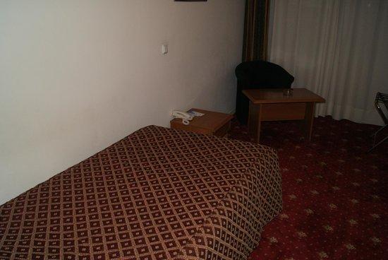 Ani Plaza Hotel: Mein Schlafzimmer