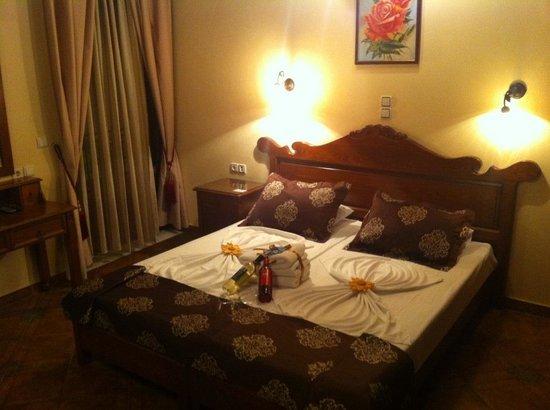 Afroditi Hotel : Il benvenuto