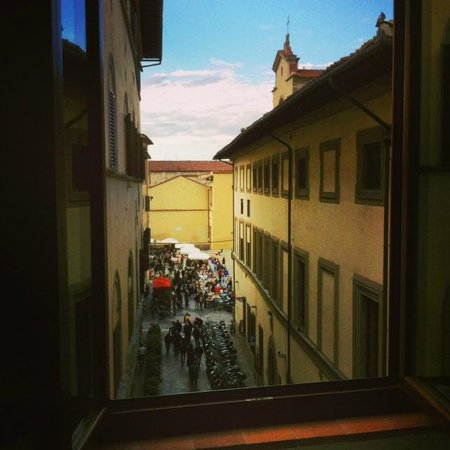 B&B Bonsignori: View of Santo Spirito