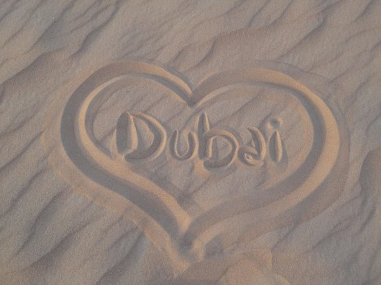 Funtours - Desert Safari Dubai: Love Dubai