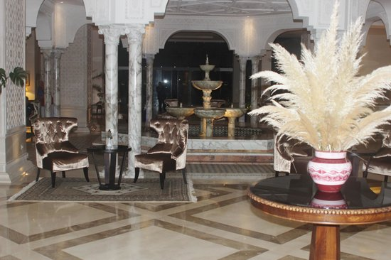 Hasdrubal Thalassa & Spa Djerba : Lounge