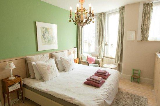 R&Breakfast: Groene kamer