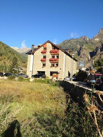 Roca Blanca: The hotel