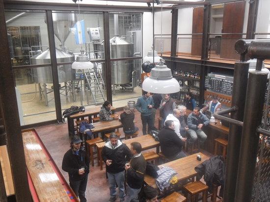 Cerveceria Antares
