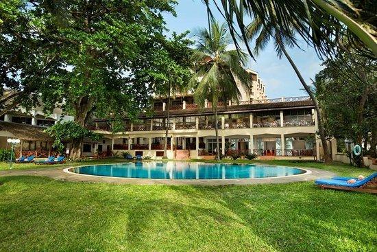 Neptune Beach Resort: Hotel & Pool