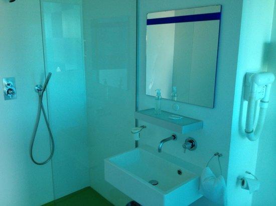 Hi Hotel Eco Spa & Beach : baño