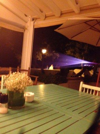 The Sea Club: Blick auf die Promenade