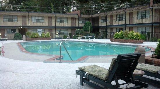 Pool picture of duke tower suites and condominiums durham tripadvisor for Durham university swimming pool