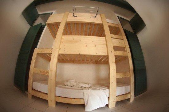 Chicag' Hostel : Dormitory
