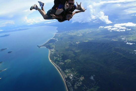 Skydive Cairns: Skydive