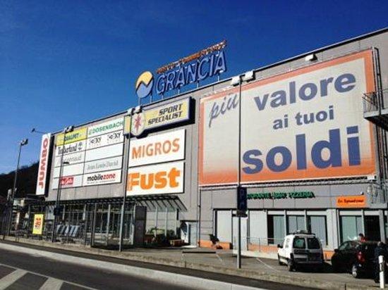 Conforama Grancia Svizzera.Conforama Picture Of Parco Commerciale Grancia Tripadvisor