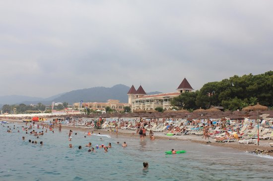 Jeans Club Hotels Festival : Palmariva Club Festival (пляж)