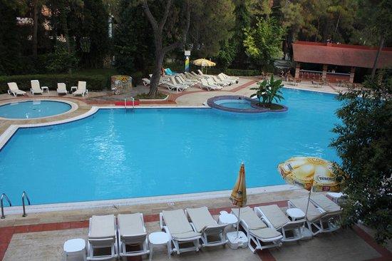 Jeans Club Hotels Festival : Palmariva Club Festival (бассейн)