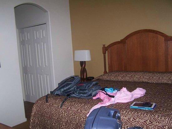 WorldMark Rancho Vistoso: Master bedroom
