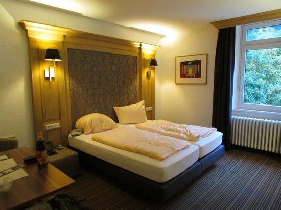 De hotel kamer bild von parkhotel bad bertrich bad bertrich